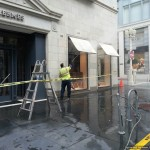 Awning Cleaning Service