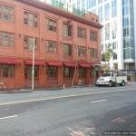 Large commercial brick building