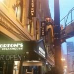 Morton's awning